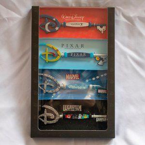 Disney Store Studios Collectible 4 Key Set